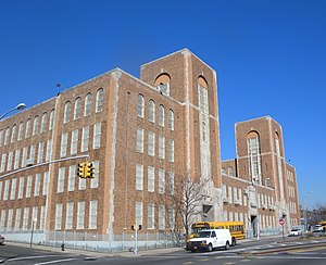 Samuel Gompers High School - Samuel Gompers High School (2012)