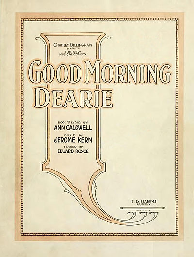 Good Morning Dearie cover.jpg