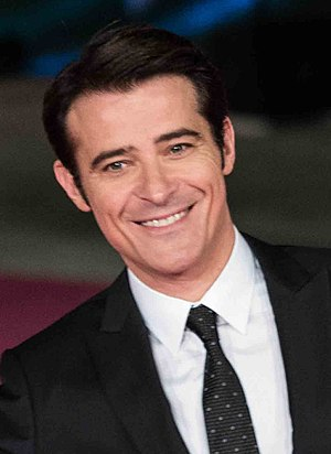 Goran Višnjić - Visnjic at Roma Fiction Fest 2014