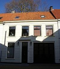 Gorinchem - rijksmonument 16556 - Boerenstraat 9 20120311.jpg