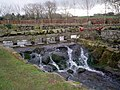 Goudy River Waterfall - geograph.org.uk - 715914.jpg