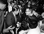 Governor Ronald Reagan campaigning for Republican presidential nomination - Fort Lauderdale, Florida.jpg