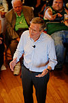 Governor of Florida Jeb Bush, Announcement Tour and Town Hall, Adams Opera House, Derry, New Hampshire by Michael Vadon 36.jpg