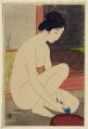 Goyō Hashiguchi (1915) Yokugo no onna.png