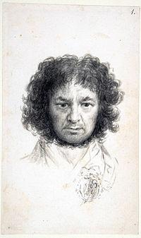 Goya önarcképe