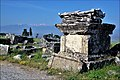 Grabmal in Pamukkale - Hierapolis (32237924310).jpg