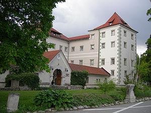 Kacenštajn Castle