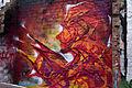 Graffiti in Shoreditch, London - Male silhouette by RKult (9447129178).jpg