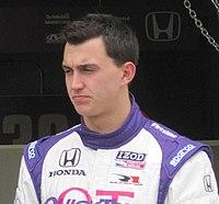 Graham Rahal 2010 Indy 500 Practice Day 7.JPG