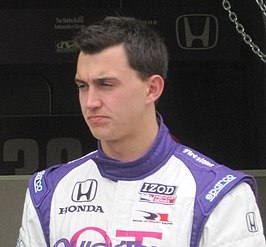Graham Rahal 2010 Indy 500 Practice Day 7.JPG