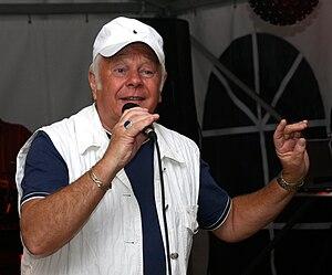 Graham Bonney - Graham Bonney performing in 2009