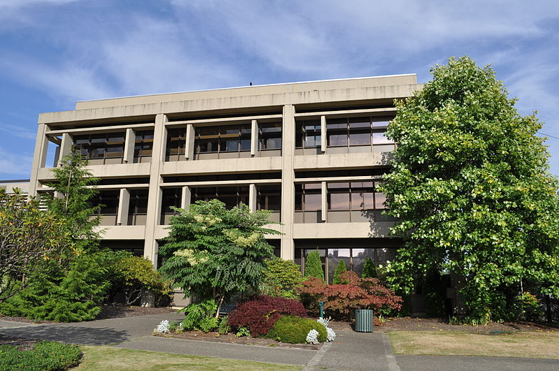 Grays Harbor County Administration Building