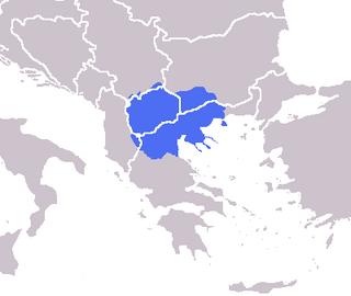 Vardar Macedonia Former territory in the Balkans