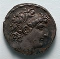 Greece, late 2nd century BC - Tetradrachm- Head of Antiochus VIII (obverse) - 1916.974.a - Cleveland Museum of Art.tif