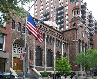 Archdiocesan Cathedral of the Holy Trinity Church in New York , United States
