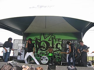Greeley Estates band