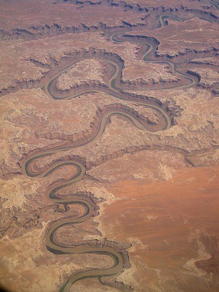 File:Green river utah from sky.jpg