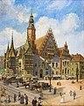 Grete Waldau - Breslauer Rathaus, 1900.jpg