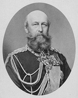 Frederick Francis II, Grand Duke of Mecklenburg-Schwerin Grand Duke of Mecklenburg-Schwerin from 1842-1883