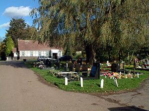 Chinbrook - Grove Park Cemetery