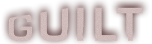 Guilt (TV series) - Image: Guilt Logo