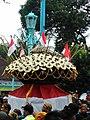 Gunungan estri (female) during Garebeg Mulud Dec 2015 Karaton Surakarta Pj DSC 1883.jpg