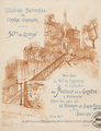 Gustave Charpentier - Louise - Poster for the 50th performance.png