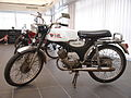 Guzzi Dingo 49cc moped 2012 566.jpg