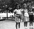 Gyerekek 1940-ben Budapesten. Fortepan 16904.jpg