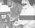 H5N1 Avian flu, State Magazine 2006-06- Iss 502 (IA sim state-magazine 2006-06 502) (page 29 crop).jpg