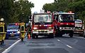 HB 203, Isuzu Fire-Rescue pumper ^ Isuzu 4X4 pumper - Flickr - Highway Patrol Images.jpg