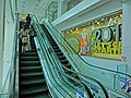HK 尖沙咀 TST 海港城 Harbour City Ocean Terminal Schindler escalators visitors 15-Mar-2013.JPG