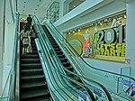 HK 尖沙咀 TST 海港城 Harbour City Ocean Terminal Schindler escalators visitors 15-Mar-2013.JPG
