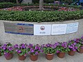 HK Sheung Wan Mid-levels 堅道花園 Caine Road Garden rules March-2011.JPG