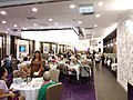HK TKL 調景嶺 Tiu Keng Leng 都會駅 Metro Town Shopping Mall shop 豪宴海鮮酒家 Ho Yin Seafood Restaurant interior August 2018 SSG.jpg