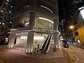 HK Tram 129 view 灣仔 Wan Chai 金鐘 Admiralty 中環 Des Voeux Road Central HSBC SCBank 上環 Sheung Wan night November 2019 SS2 06.jpg