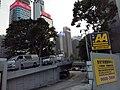 HK Wan Chai 運盛街 Wan Shing Street view Gloucester Road HKAA Hong Kong Automobile Association November 2020 SS2 03.jpg