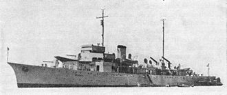 HNoMS Olav Tryggvason - Olav Tryggvason before the Second World War