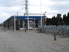 Station Haacht in 2009