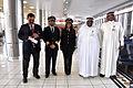 Hala Bahrain Morning Show @ Bahrain International Airport (7507061282).jpg