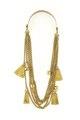 Halsband av förgylld mässing som tillhört prinsessan Lilian - Livrustkammaren - 97940.tif