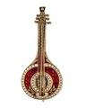 Halsur i form av en luta, 1800-tal - Hallwylska museet - 110406.tif