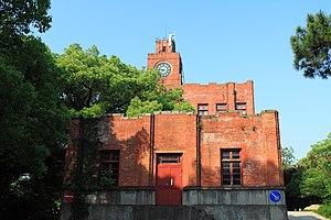 Hangchow University - Image: Hangzhou Zhijiang Daxue 20120518 08