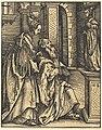 Hans Burgkmair I, Solomon's Idolatry, 1519, NGA 33769.jpg