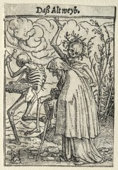 Dance of Death:  The Old Woman (1929.160)