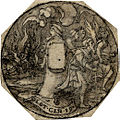 Hans Holbein the Younger - Medallion with Lot's Wife (British Museum).jpg