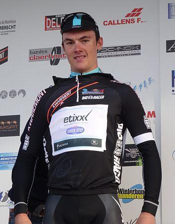 Harelbeke - Driedaagse van West-Vlaanderen, etappe 1, 7 maart 2015, aankomst (B46).JPG