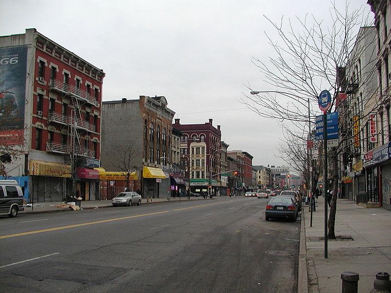 File:Harlem - W125st - Madison Avenue.jpg