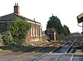 Harling Road station - Station House - geograph.org.uk - 1702902.jpg