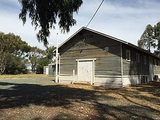 Harston, Victoria Town in Victoria, Australia